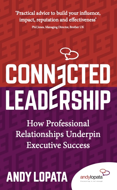 Connected Leadership book cover