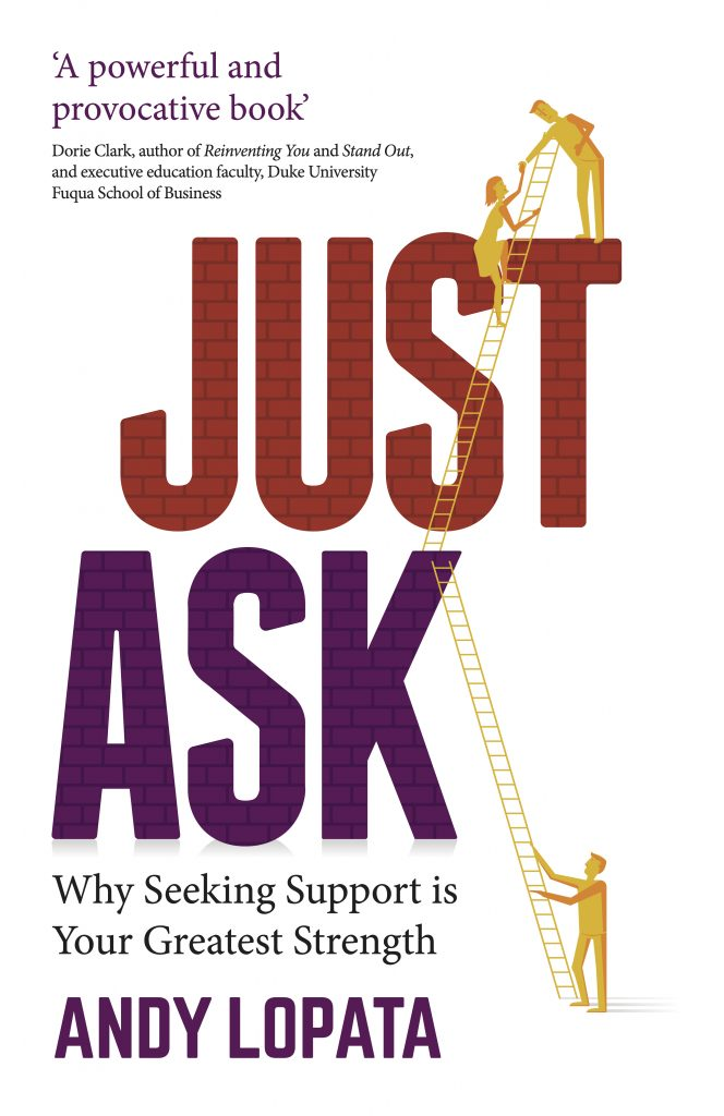 Just Ask book cover